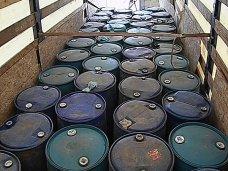 В Крыму задержали грузовик с контрабандным спиртом