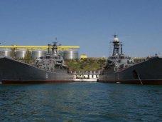 Россия разорвала соглашения с Украиной о базировании Черноморского флота