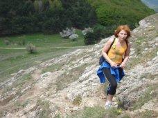 В горах близ Алушты травмировалась туристка
