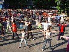 День здоровья в Евпатории отметят массовой зарядкой