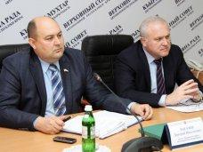 В парламенте Крыма сменили главу земельной комиссии