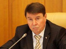 Цеков сложил депутатский мандат в крымском парламенте