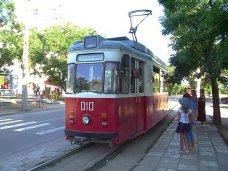В Евпатории могут повысить стоимость билета на трамвай