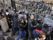 Крымчан призвали выразить поддержку юго-восточным регионам Украины