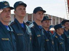 Севастопольские спасатели получили средства оснащения