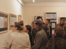 В Феодосии открылась выставка «Художники и банкноты»