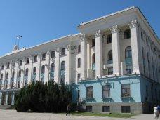 Рескомстрой Крыма преобразован в министерство