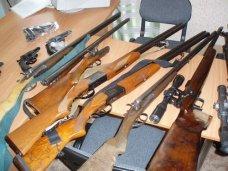 В Крыму проведут перерегистрацию оружия