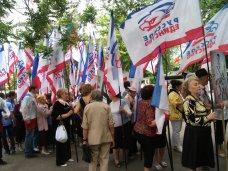 Крымчанам гарантировали право на мирные собрания