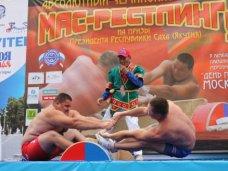 Крымчане впервые выступили на всероссийском чемпионате по мас-реслингу