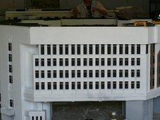 В парке миниатюр Алушты доработают копию здания Госсовета