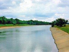 Украина сократила подачу воды в Крым в 3 раза