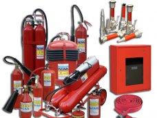 В Крым доставили 15 тонн противопожарного оборудования