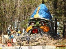 В реконструкцию Детского парка Симферополя вложат 5 млн. грн.