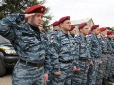 В Крыму увеличат штат спецподразделения «Беркут»