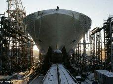 Крымское судостроение получило российский заказ на 5 млрд. рублей