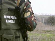Украина усилила контроль на границе с Крымом