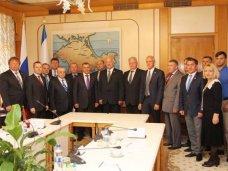 Госсовет Крыма будет сотрудничать с губернской думой Самары