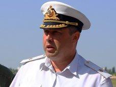 Командующему Черноморского флота назначили заместителя