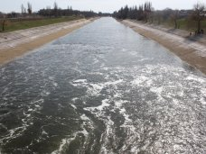 Наполненность Северо-Крымского канала не влияет на водоснабжение городов Крыма