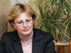 Министр здравоохранения РФ посетит с рабочим визитом Крым