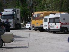 В Белогорск прибыла материальная помощь из Башкортостана