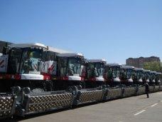 Урожай в Крыму будут убирать донские комбайны
