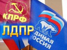 Политические силы Крыма вольются в российскую партийную систему до конца весны, – опрос