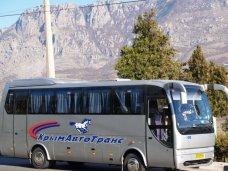 Президент России поручил взять на полное обеспечение транспортную систему Крыма
