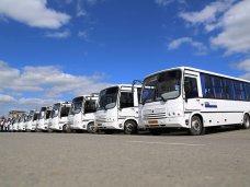 В Крыму обновят парк пассажирского транспорта