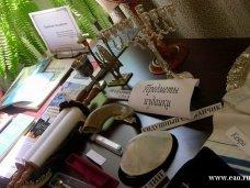 В Симферополе проведут выставку работ еврейских мастеров