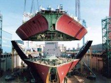 Российские предприятия готовы строить суда на заводе в Керчи