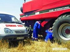 В Крым прибыло четыре автомобиля по ремонту сельскохозяйственной техники