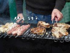 В Ялте состоялся первый фестиваль шашлыка