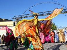 В Евпатории продолжают отмечать начало курортного сезона