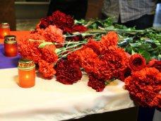 В Алуште почтили память погибших в Одессе