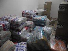 Дом ребенка в Симферополе получил гуманитарную помощь из Подмосковья