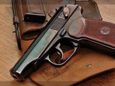 В Саках хулиган грозил соседу пистолетом
