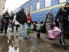 В Крым начали прибывать беженцы из Одессы