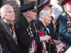 Крымские ветераны получили награды от Всероссийского союза ветеранов