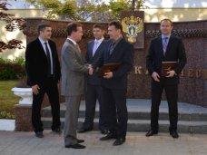 Работники прокуратуры Севастополя приняли присягу