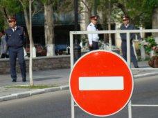 В Симферополе на День Победы ограничат движение транспорта