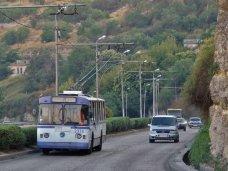 В Севастополе на 9 мая изменится расписание движения троллейбусов