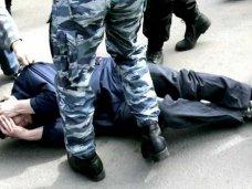 В Феодосии милиционер подозревается в избиении задержанного