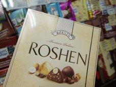 В Крым запретили ввоз кондитерских изделий «Рошен»