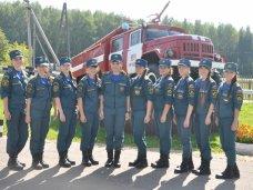 Крымские курсанты продолжат обучение в вузах МЧС России