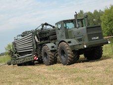 В Крыму развернули полевые магистральные трубопроводы