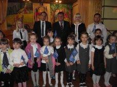 В школе-интернате Симферополя отметили День семьи