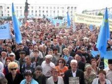 Крымскотатарский меджлис согласился не проводить массовые мероприятия в центре Симферополя 18 мая