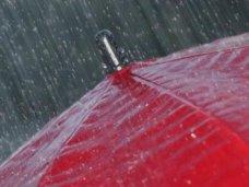 На неделе в Крыму пройдут дожди и грозы